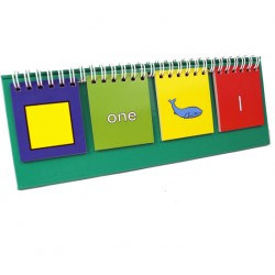 Fraction Flip Chart, Student Set, Set of 10