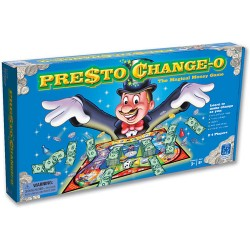 Pre$to Change-O Game