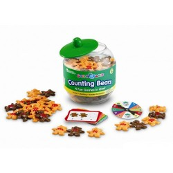 Goodie Games™ - Counting Bears, Set of 77