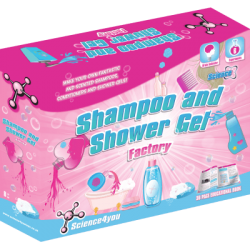Shampoo and Shower Gel Factory