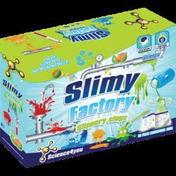 Slimy Factory - Slippery Slugs