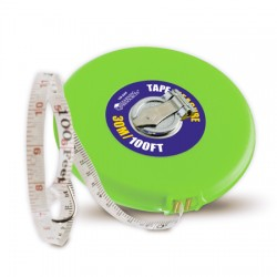 Tape Measure: 30m / 100ft