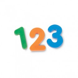 Jumbo Magnetic Numbers, Set of 36