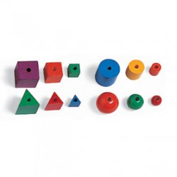 Attribute Beads, Set of 144