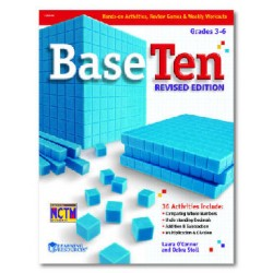 Base 10 Block Book