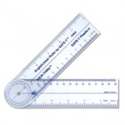 SAFE-T® Angle/Linear Ruler