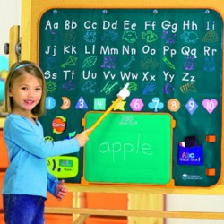 ABC Chalk Talk!™ Electronic Learning Chalkboard