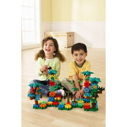 Gears! Gears! Gears!® Movin' Monkeys™, Set of 136