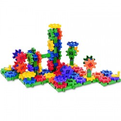 Gears! Gears! Gears!® Beginner's Building Set, Set of 95
