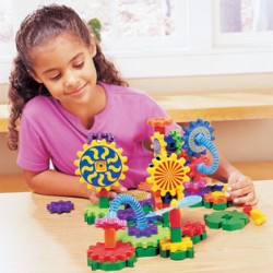 Gears! Gears! Gears!® Gizmos® Building Set, Set of 82