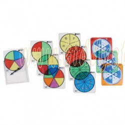 Write & Wipe Probability Spinners