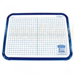 Coordinate Grid Double Sided Dry-Erase Board