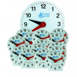 Geared Clock, Class Set B