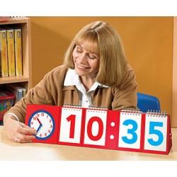 Telling Time Modular Flip Charts