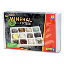 GeoSafari Mineral Rock Collection