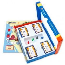 Grade 6 Math  Curriculum Mastery® Game (Study Group)