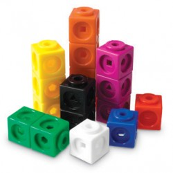 Multi-Link Cubes, Set of 500