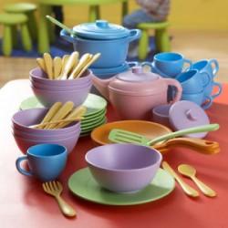 Classroom Café Dining Play Set