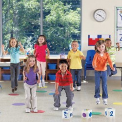 Ready, Set, Move™ Classroom Activity Set