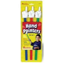 Hand Pointers, Set of 3