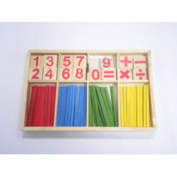 Multi-Coloured Counting Stick